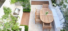 Modern cottage garden design in Fulham - Harrington Porter