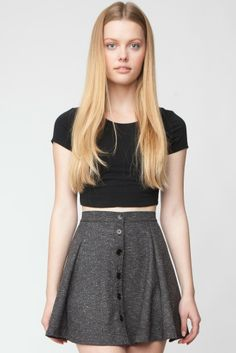 Brandy ♥ Melville | Brya Skirt - Skirts - Bottoms - Clothing