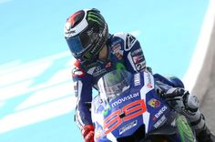 In Jerez GP free practice reigning champion Lorenzo topped the 45-minute FP2 session, ahead of Honda's Marc Marquez by 0.345s. Fifth time for Rossi.