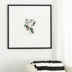 My commitment issues with art have finally taken a turn for the better. Found the perfect botanical prints to fill frames that have been hanging blank for months. #instainteriors #instahome #interiordesign #dslooking #dsart #igkansascity by rachaeladele