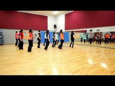 Is It Desire? - Line Dance (Dance & Teach in English & 中文) - YouTube