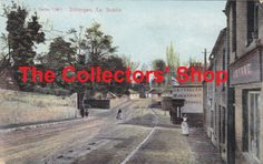 Boland's Hill, Stillorgan, Co Dublin Vintage Postcards, Vintage Photos, Local History, Countries Of The World, All Over The World, Dublin, Ireland, Prints, Vintage Travel Postcards