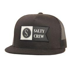 Salty Crew Hat Alpha Trucker