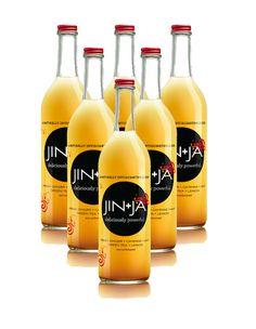 6-Pack 750ml Bottles of Original Jin+Ja (36 servings)