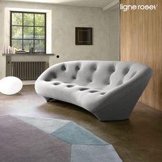 Ploum Sofa by R. & E. Bouroullec Live Beautifully ! www.lignerosetsf.com #home #lignerosetsf #interior