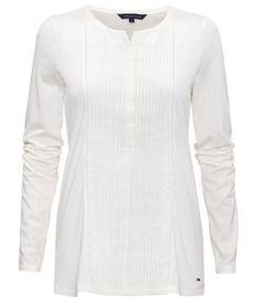 Tommy Hilfiger Shirt #white #fashion #engelhorn #