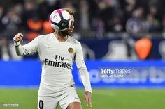 FBL-FRA-LIGUE1-BORDEAUX-PSG Neymar Vs, Football Match, Paris Saint, Saint Germain, Psg, Bordeaux, Saints, Bordeaux Wine