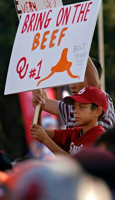 Ou beat texas images 1