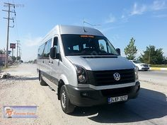 Vasıta / Kiralık Araçlar / Otobüs & Minibüs / Volkswagen / Crafter