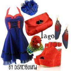 Iago by Disney Bound