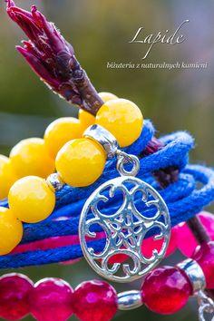 #Lapide #inspiracje #moda #kamienienaturalne #biżuteria #bransoletk i#dodatk i#srebro #wiosna #jewellery #jewelry #bransoletka #lifestyle #stars