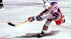 Wayne Gretzky, New York Rangers