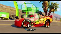 CARS 3 GAMEPLAY -Lighting McQueen- ARIZONA'S COPPER CANYON SPEEDWAY