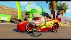 CARS 3 GAMEPLAY -Lighting McQueen- ARIZONA'S COPPER CANYON SPEEDWAY