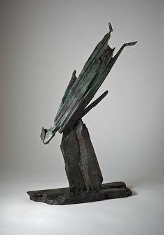 Helen Sinclair Siren - Edition of 9, 2013  Bronze  69 x cm