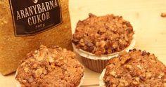 Mennyei Almás-diós muffin recept! Finom almás diós muffin recept amely az év bármely évszakában elkészíthető! Winter Food, Fudge, Tiramisu, Sweet Treats, Goodies, Food And Drink, Sweets, Chocolate, Baking