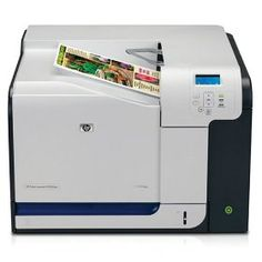 hp cp3525dn color laserjet printer review