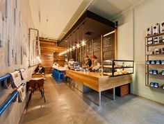 Little Bean Blue es un nuevo concepto desarrollado por Zwei para una cafetería establecida en Melbourne. El enfoque de la cafetería es la venta...
