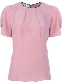 MARNI Short Sleeved Blouse