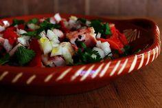 Cozinhadaduxa: Salada de Polvo