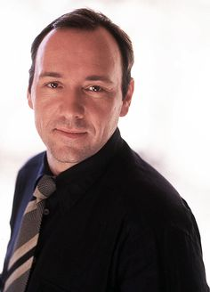 Kevin Spacey • Kevin Spacey poses following an interview in New...