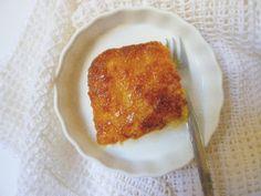 orange pie (portokalopita)
