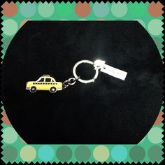 """Authentic Coach yellow cap keychain Dimensions : L 2"""" x H 1"""" come with gift box Coach Accessories Key & Card Holders"""