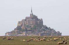 Mont-Saint-Michel: Mit Schwung zum Klosterberg