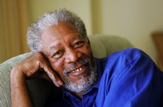 """""""Give me something interesting to play and I'm happy."""" Morgan Freeman"""