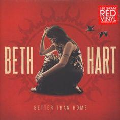 Beth Hart Better Than Home LP Edição Limitada Vinil Vermelho 180 Gramas + Download Provogue 2015 EU - Vinyl Gourmet