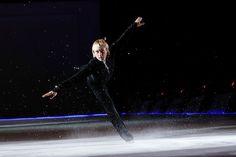 Olympic Gold medalist in figure skating Evgeni Plushenko