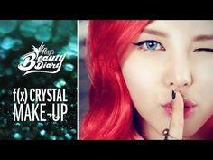 ▶ Pony's beauty diary - 에프엑스_첫 사랑니(Rum pum pum pum)_Krystal makeup - YouTube
