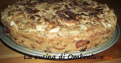 La cucina di Ombraluce: Torta tedesca al rabarbaro