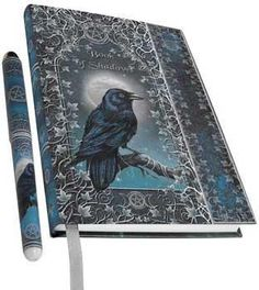 Book Of Shadows W Pen Journal
