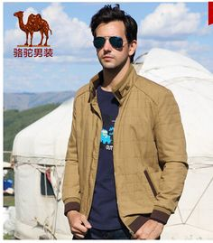 Cheap jacket leggings, Buy Quality jacket motor directly from China jacket outdoor Suppliers: Camel men's jackets 2014 Hitz thin cotton casual men's jacket Autumn