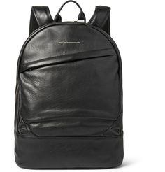 WANT Les Essentiels de la Vie - Kastrup Leather Backpack|MR PORTER