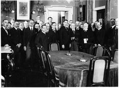 The Geneva Arms Limitation Conference 1927 Treaty Of Versailles, World War One, Geneva, Warfare, Conference, Arms, British, Politicians, Wedge