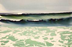 Atlantic Summer - Bill Wright