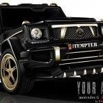 Mercedes-Benz G-Class iTempter от Dartz (галерия) | Списание OFF-road.BG: www.dakar.bg, 4х4, SUV, офроуд, ендуро, ATV, моторни спортове, рали