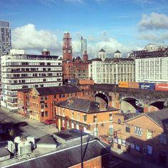 Manchester *a city view*
