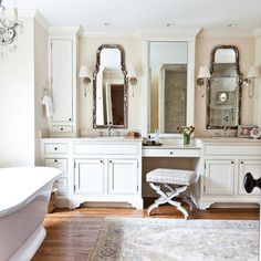 KKASID - traditional - bathroom - charleston - Karoline Kable, ASID