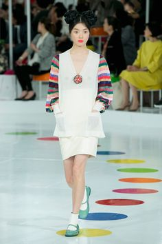 So Much Seoul: Chanel Cruise Collection 2016  - HarpersBAZAAR.com