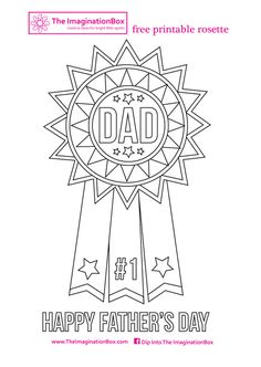 Father's Day kids art & craft activities, vintage inspired printables, free downloads, colouring sheets, printing and painting techniques, card templates and more