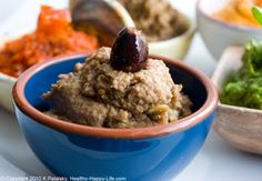 Healthy Homemade Dips: Five EZ Recipes. Part 2 of 2.