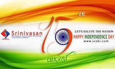 Let's Salute The Nation Wishes You All a Very Technology Consulting, Happy Independence Day, Wish, Software, Let It Be, Digital, Business, Store, Business Illustration