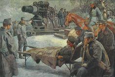 Картины, плакаты, карикатуры Центральных Держав. Великая Ворйна. | REIBERT.info