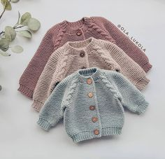 english-knitting-pattern-for-beginners-sweater-jumper-basic-baby-cardigan-toddle/ - The world's most private search engine Baby Cardigan Knitting Pattern Free, Baby Sweater Patterns, Knitted Baby Cardigan, Knit Baby Sweaters, Cardigan Pattern, Knitted Hats, Baby Knits, Free Knitting, Free Baby Knitting Patterns