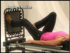 AeroPilates Integrated Workout Level 1 - YouTube