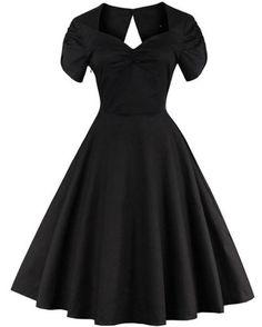 Vestidos vintage, retro, pinup
