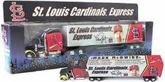 St. Louis Cardinals Mark McGwire White Rose '00 TeamMate